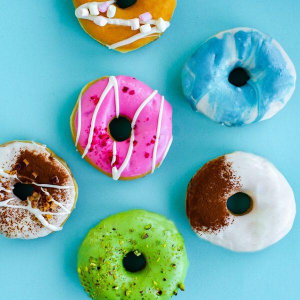 Donuts Treasure Box | 12 stuks