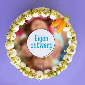 Carrot Cake | Eigen ontwerp
